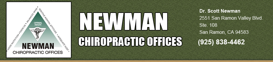Newman Chiropractic Offices – San Ramon, CA