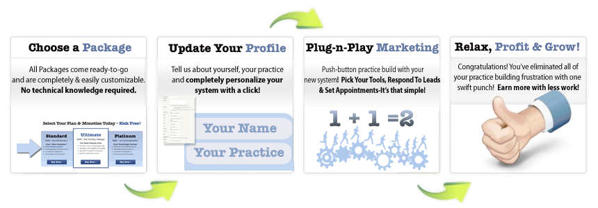 choose - Chiropractor Marketing System